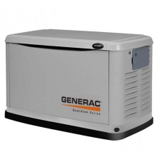 Guardian 17kW Automatic Standby Generator with Aluminum Enclosure