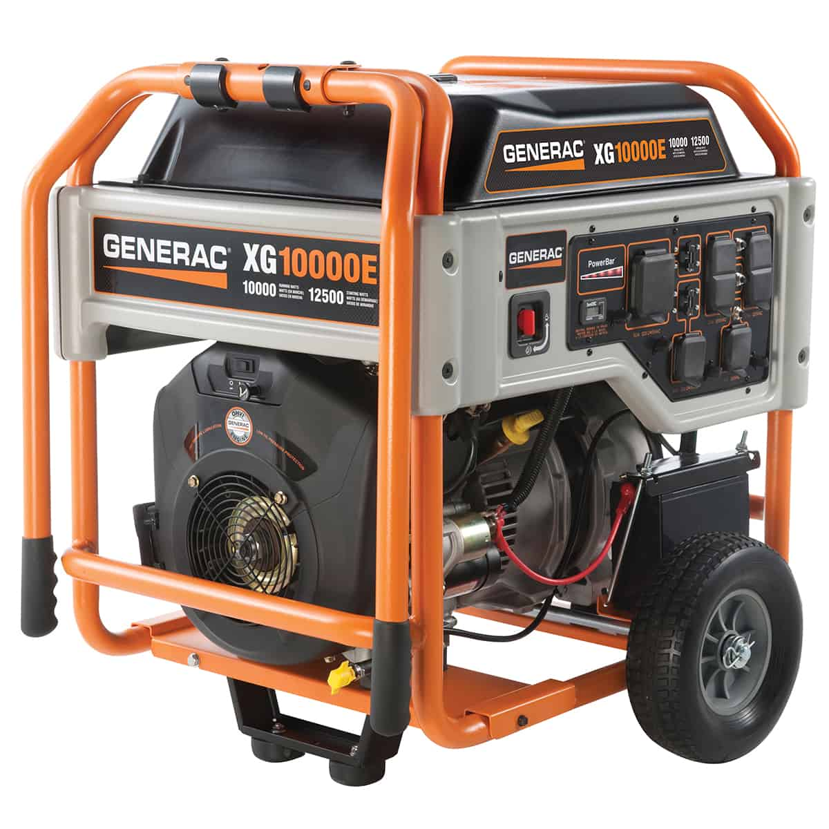 Generac Portable XG Series XG10000E Electric Start