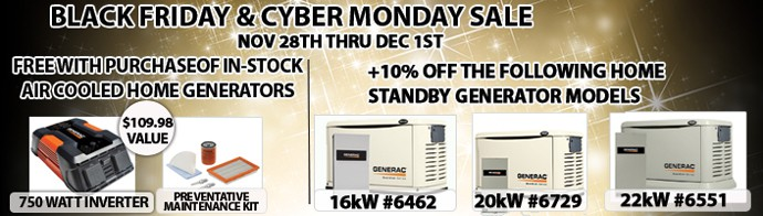 Get a Free PM Kit & 750 WATT AC Inverter +10% Off Select Models | Ends Dec 1st