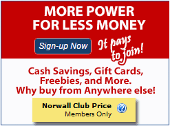Join the Norwall Club Today!