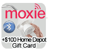 Free moxie Showerhead + Wireless Speaker | While Supplies Last