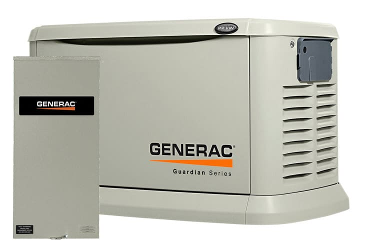 6551_resized__63798 norwall generac guardian 6551 22kw home standby generator & 200a wiring diagram for 20kw generac generator at fashall.co