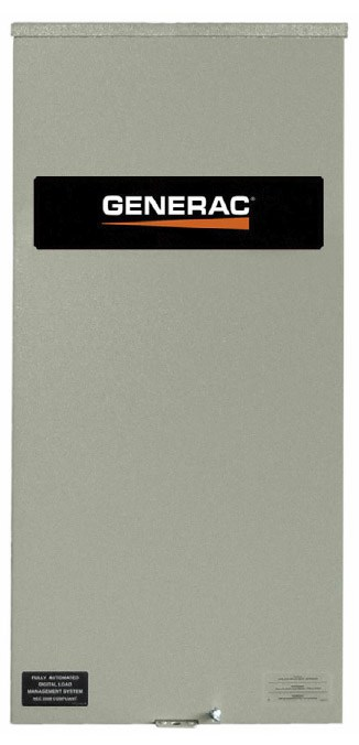 Generac 400 Amp Service Rated Automatic Transfer Switch Single Phase Nema 3R | RTSW400A3