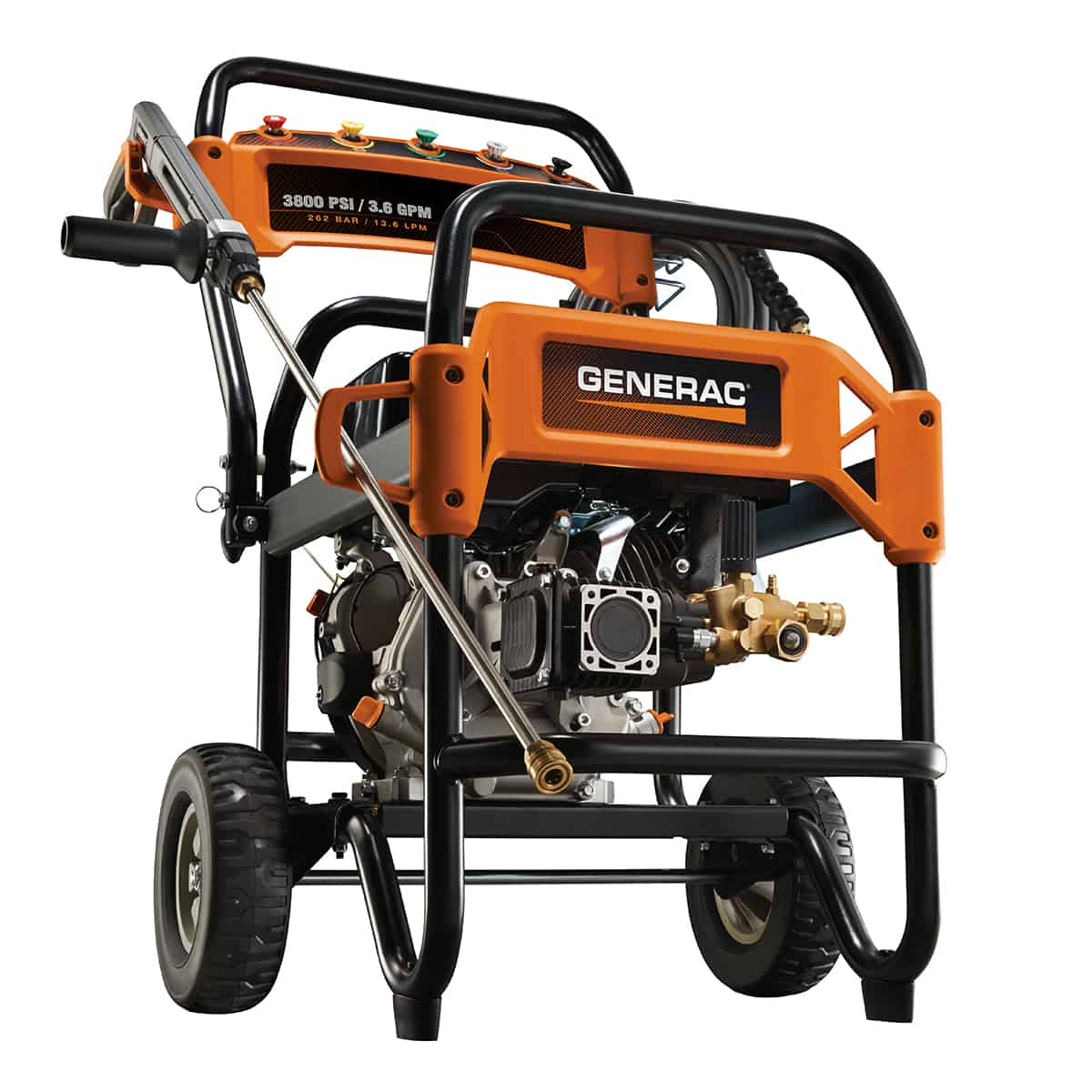 Generac 3800 PSI Commercial Power Washer 6564