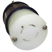 20 Amp 125/250V L14-20 Female Connector By Generac