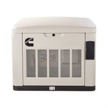 Cummins Quiet Connect 20kW Home Standby  w/ 200 Amp SE Rated ATS | RS20AC