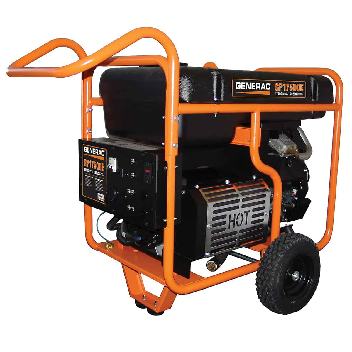 Generac Portable GP Series GP17500E Electric Start