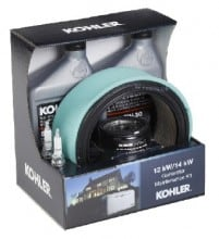 For Kohler 6VSG, 12RES, 14RES/RESA, Includes Oil!