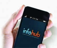 Infohub Wireless Monitoring
