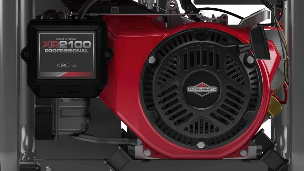 Briggs & Stratton 7000 Watt Elite Series Electric Start Portable Generator  | 30663A