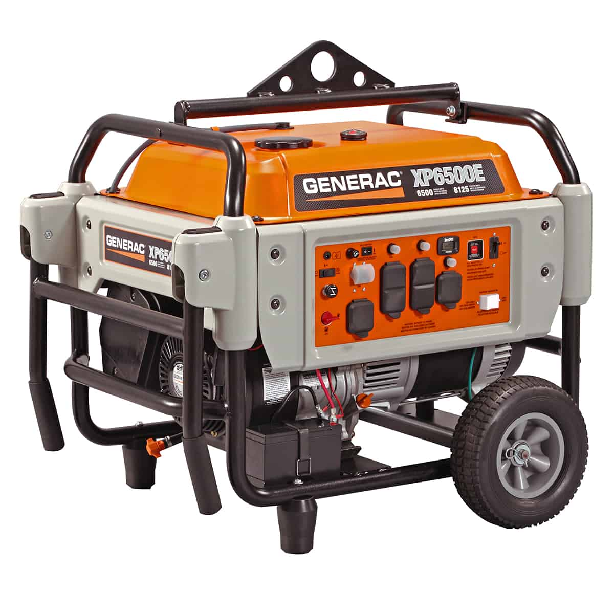 Generac Portable XP Series XP6500E Electric Start 5930