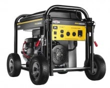 Briggs & Stratton 5000 Watt Pro Series Portable Generator