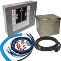 Generac 30 Amp Manual Transfer Switch Kit