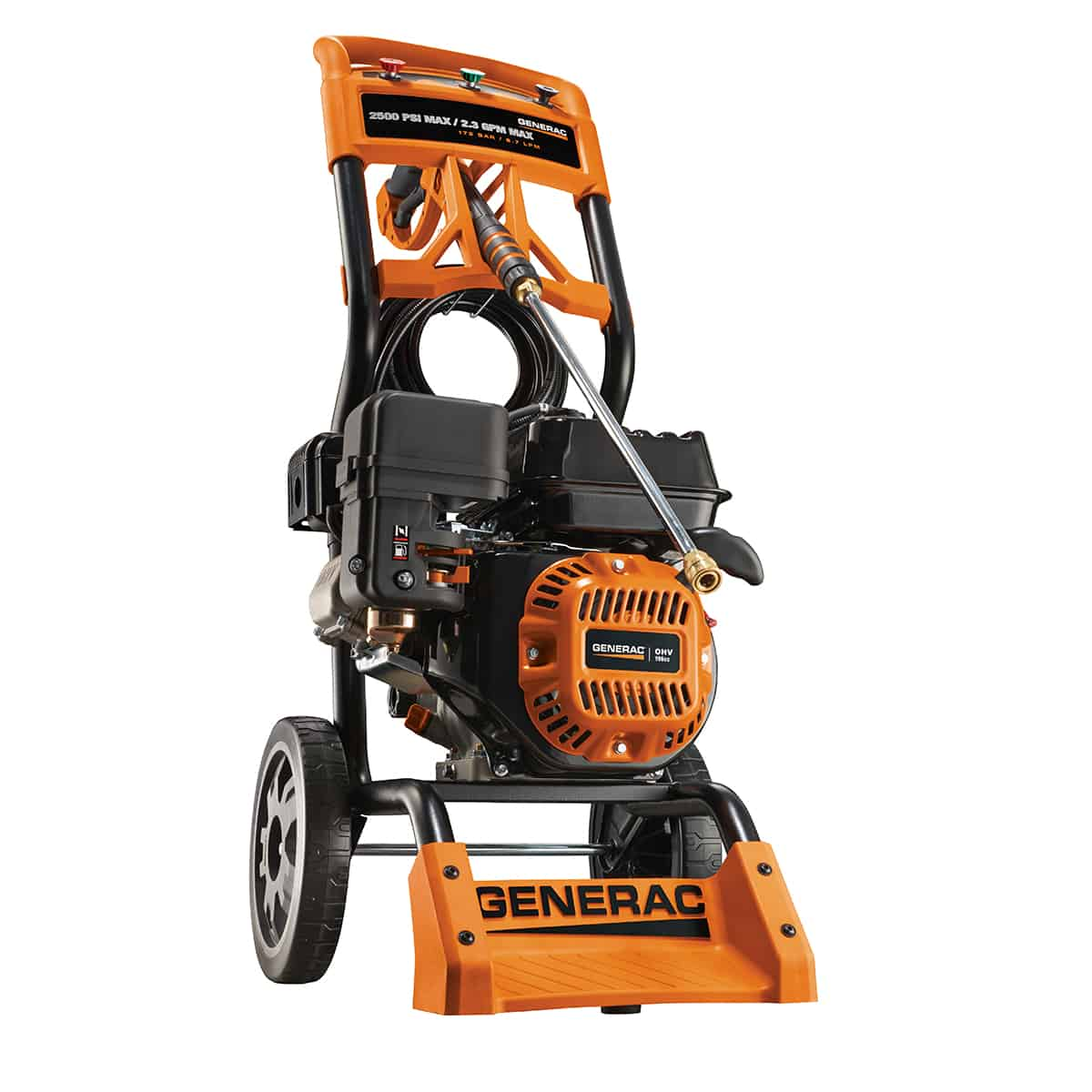Generac 2500 PSI Residential Power Washer | Model 6595