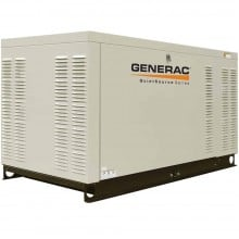 A Generac Commercial Standby Generator