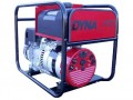 Winco Dyna 6000 Watt Portable Electric Start Generator by Winco(B)