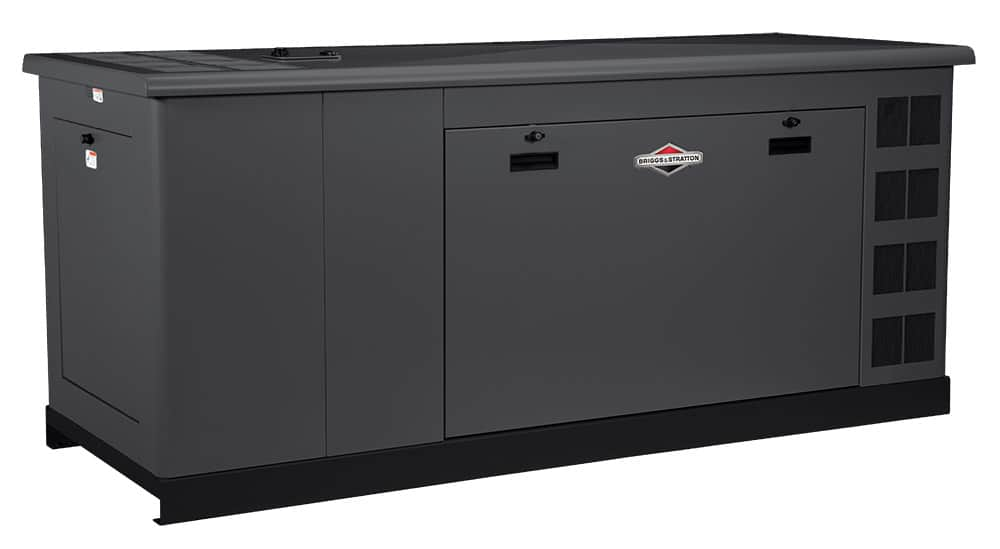 Briggs and Stratton 60kW Whole House Power Home Standby Generator 76160