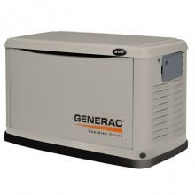 Generac Guardian 8kW Automatic Home Standby Generator 6245