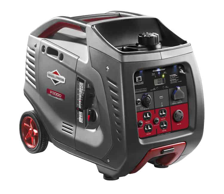 P3000 PowerSmart Inverter Generator from Briggs & Stratton