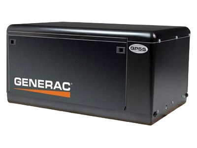 Generac Quietpact 55G 5 5kW Gasoline RV Generator at Norwall