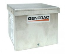 20 Amp 125V 250V Raintight Aluminum Power Inlet Box NEMA L1420 By Generac