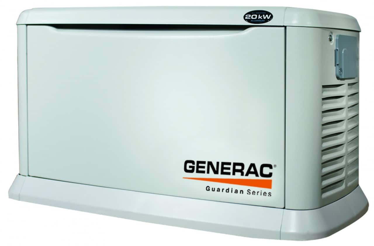 Generac Guardian 20kw Generator At Norwall Com 5887 Manual Guide