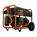 Many get their first introduction to portable generators when they need emergency power. During a power outage, Generac portable generators make sure the most important items—lights, refrigerators and freezers, sump pumps, even space heaters and window air conditioners—are up and running, minimizing any disruption to your lifestyle.
