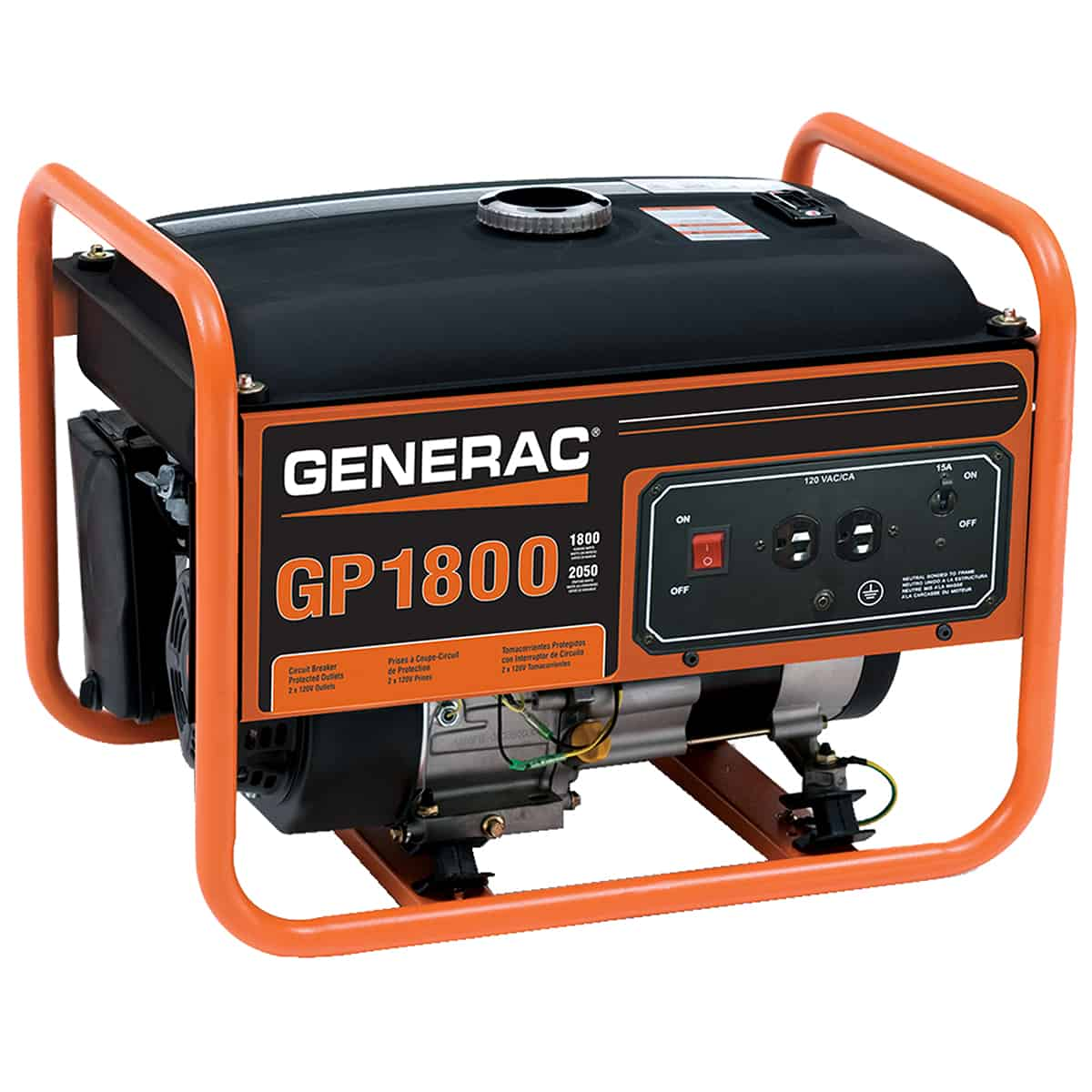 Generac Portable GP Series GP1800