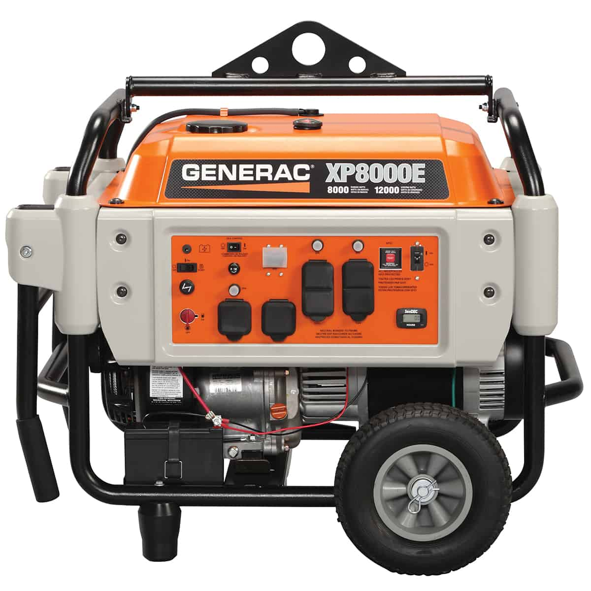 Generac Portable XP Series XP8000E Electric Start 5931