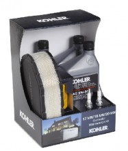 For Kohler 17/18/20RES and 20RESA, Includes Oil!