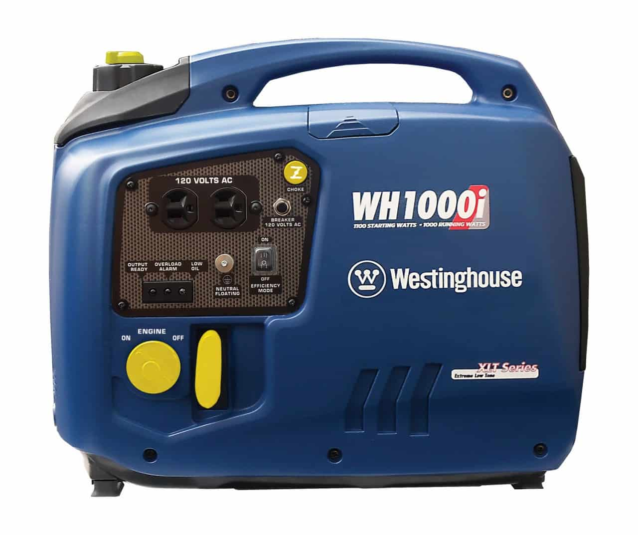 The 1000 watt inverter generator from Westinghouse WH1000i