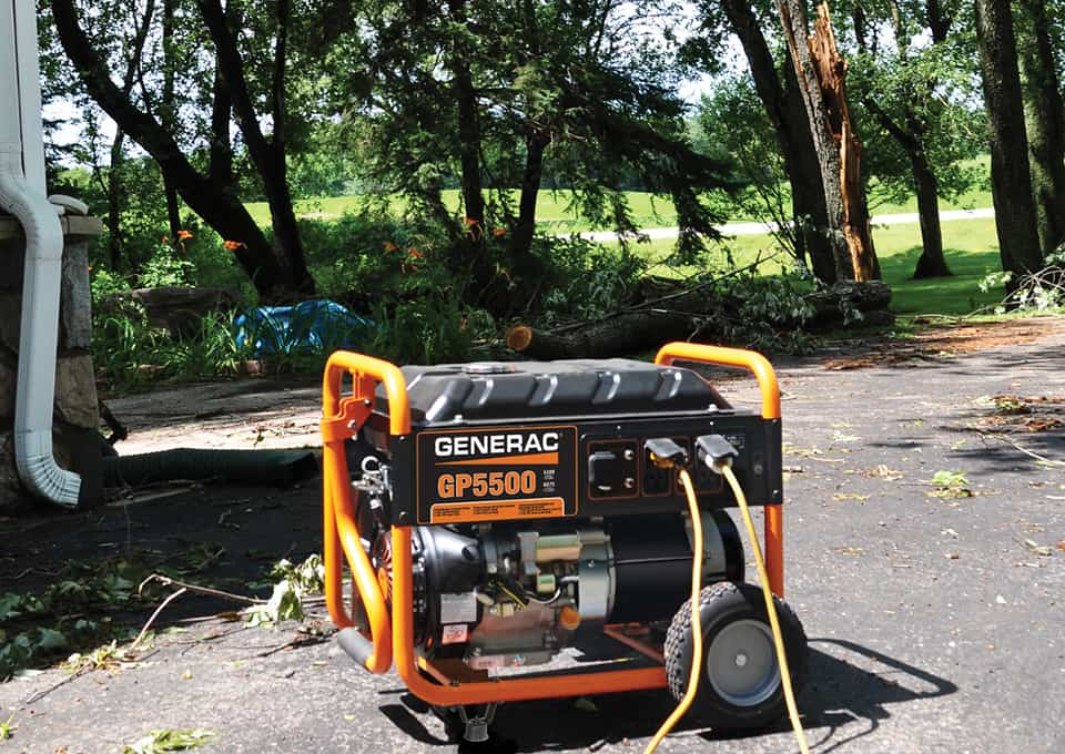 How To Use A Portable Generator For Emergency Power Norwall