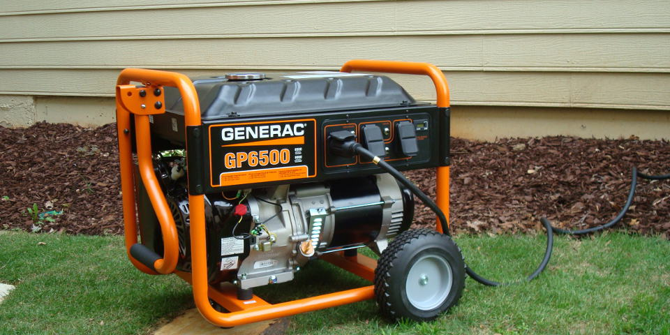 How to Use a Portable Generator for Emergency Power