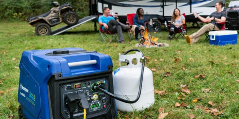 Westinghouse Portable Generators Features and Benefits—Norwall