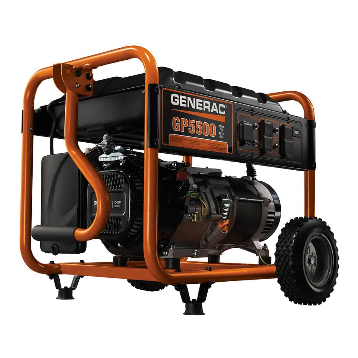 Generac Portable GP Series GP5500