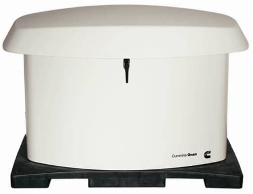 Cummins Onan RS13 air-cooled standby generator