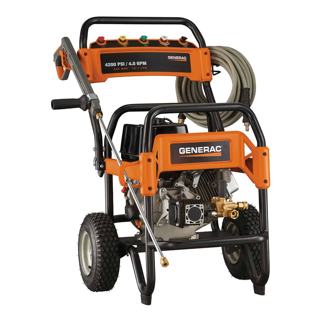 Generac 4200 PSI Commercial Power Washer 6565