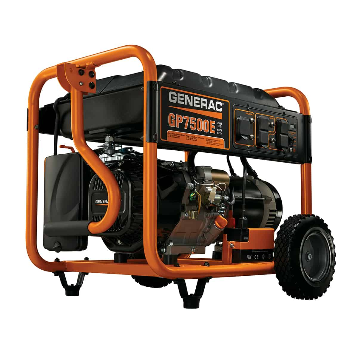 Generac Portable GP Series GP7500E