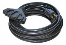 30 Amp 20 Foot Power Cord